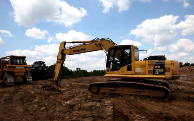Lewis Contracting Services Helps Renew Atlanta Community
